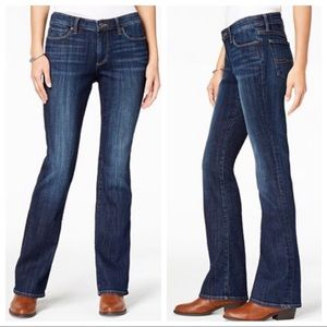 Lucky Brand DENIM JEANS boot cut 4/27 sweet n low